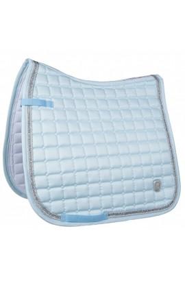 Cavallino Marino saddle cloth -mondiale- light blue