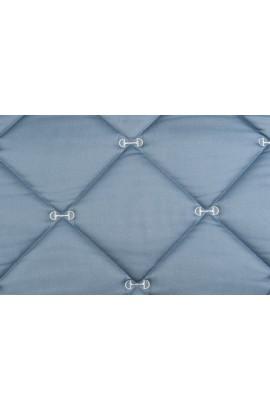 !!Saddle Cloth -Sole Mio Beauty- smokey blue