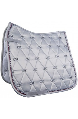 !! Saddle Cloth -Della Sera Classico- grey
