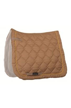 dressage saddle cloth -gently beige-