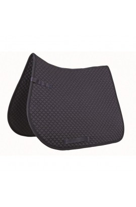 All-purpose saddle cloth -small quilt- deep blue