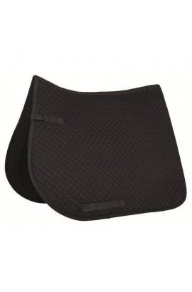 All-purpose saddle cloth -small quilt- black