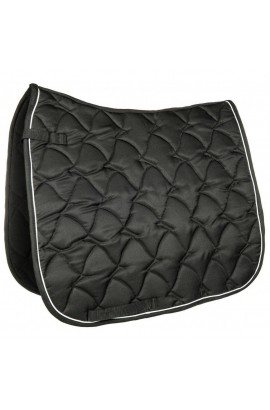 ! physiotherapeutic saddle cloth -mr. feel warm- black