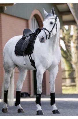 !physiotherapeutic saddle cloth -mr. feel warm- black
