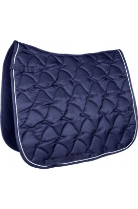 ! physiotherapeutic saddle cloth -mr. feel warm- deep blue