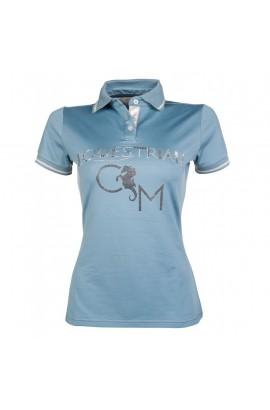 polo shirt -venezia azure-