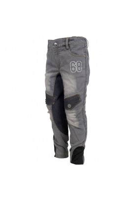 breeches -san luis denim grey-