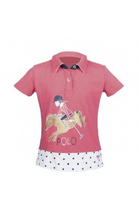 kids polo shirt -santa fe-