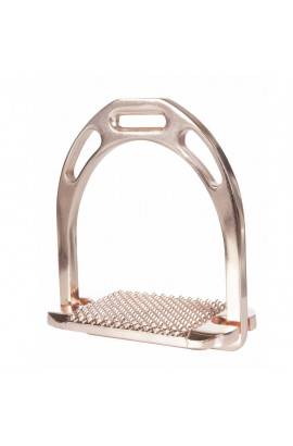 rose-gold -space- stirrup