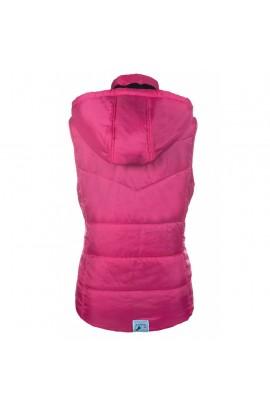 riding vest -active 19 pink-