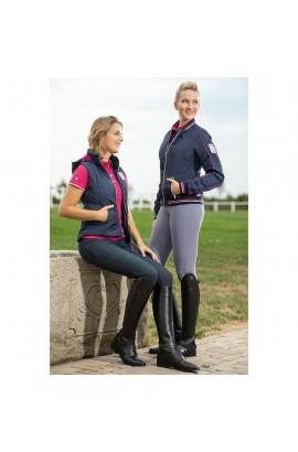 blue -active 19- riding vest
