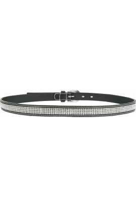 leather belt -melinda-