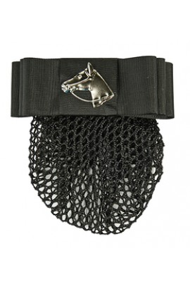 hair clip -horse`s head-