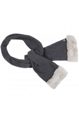 -piemont fake fur- warm scarf