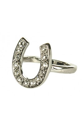 -horseshoe- ring