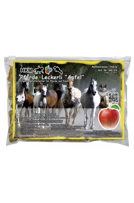 -apple- horse titbits