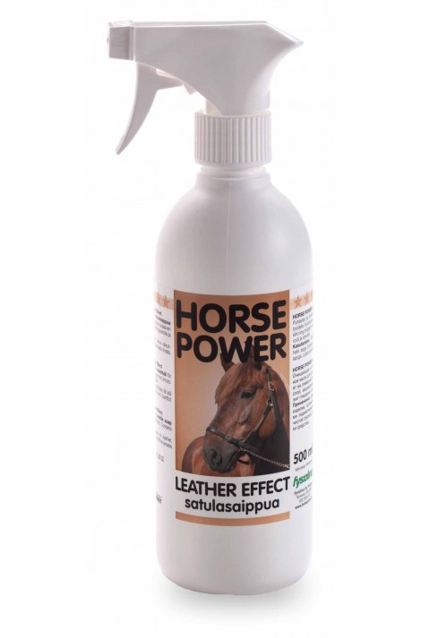 -horse power leather effect- liquid saddle soap