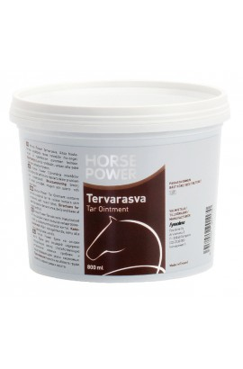 tar ointment -horse power-