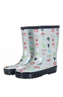 -bonnie winter- rubber boots