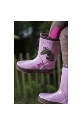 rubber boots -princess-