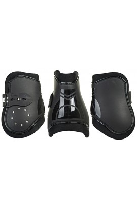 -diamonds- protection and fetlock boots