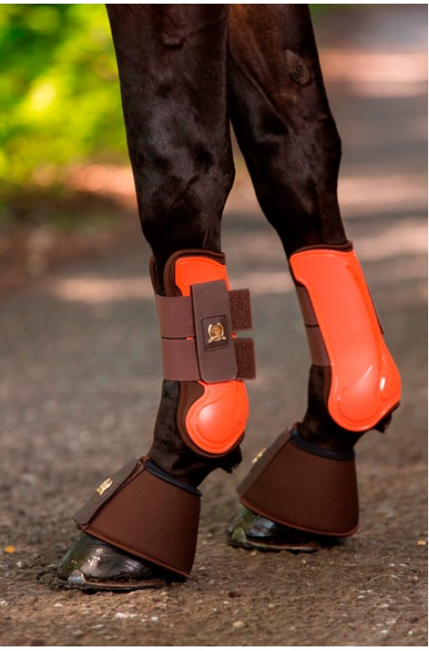 front -golden gate- protection boots