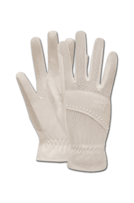 Riding Gloves -arosa magnolia-