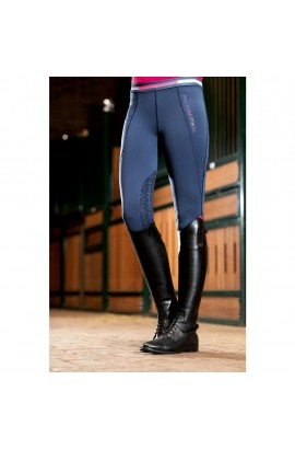 bi-elastic riding leggings -active 19-