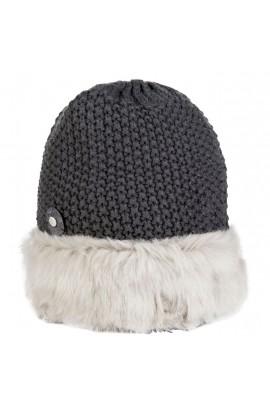 fur hat -piemont fake fur-