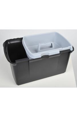-new step- grooming box