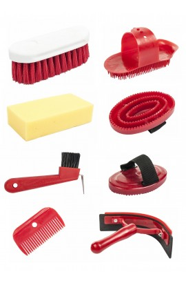 -7 parts- grooming set