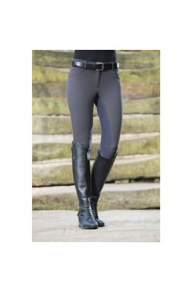 breeches -siena piping- 3/4 alos seat