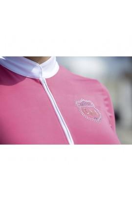 competition shirt -rimini mesh pink-