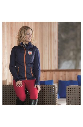 -hickstead- quilted vest