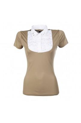 competition shirt -siena ruffle-