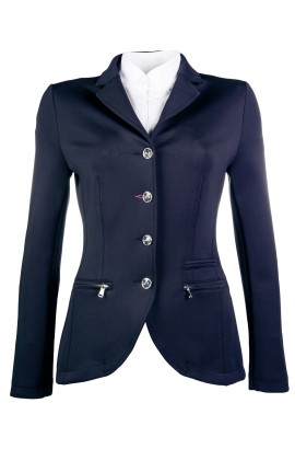 competition jacket -rimini deep blue-