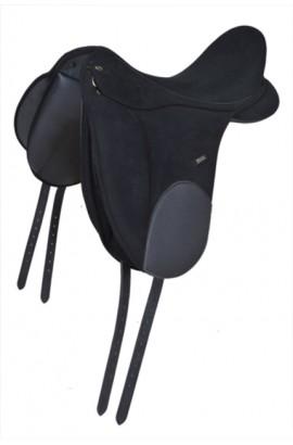 dressage saddle -zeus soft-