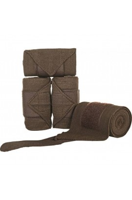 -brown- elasticated bandage