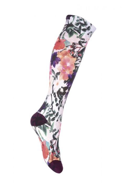 -flower-nylon print-