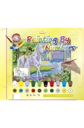 Painting Set - Unicorn -