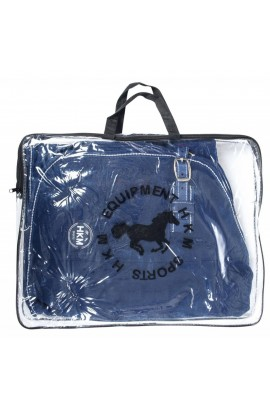 fleece cooler -madrid deep blue-