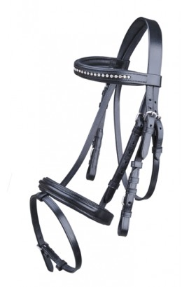 Bridle + reins -Mini Shetty-
