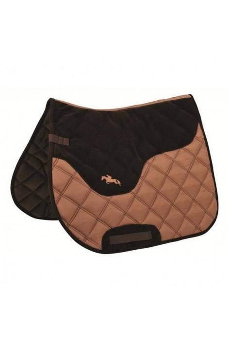 pony saddle cloth -maritha camel-