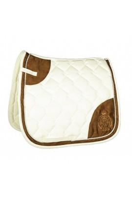 Saddle cloth -Champagne- ivory