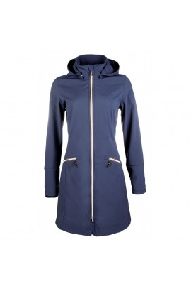 long jacket -moena- softshell